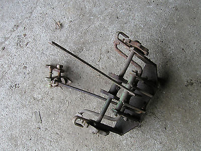 John Deere Vintage Jd Corn Planter Lifting Mechanism For Wheels Pins Parts