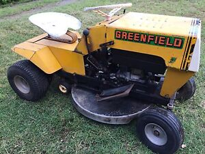 Greenfield mower Hunchy Maroochydore Area Preview