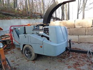 Vermeer BC 1000Xl Wood Chipper