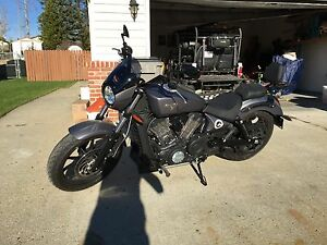 2017 Victory Octane 223kms