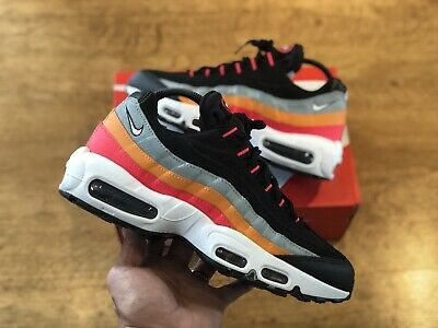 NIKE AIR MAX 95 ESSENTIAL MENS WOMENS TRAINERS SIZE UK 6 EUR 40 US 7 AT9865 002