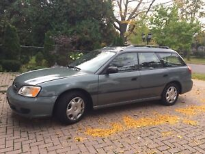 2002 Subaru Legacy AWD  for sale - only 77K