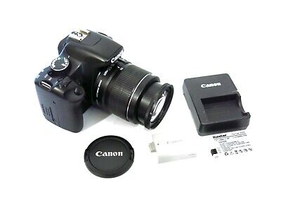 Canon Rebel XSi/EOS 450D 12.2MP Digital SLR Camera w/ EF-S 18-55mm IS Lens