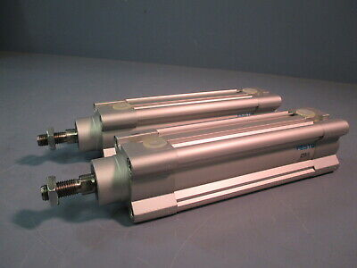 Festo Pneumatic Cylinder Dncb-32-80-ppv-a Lot Of Two