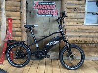 *NEU* Raymon CompactRay 3.0 Yamaha PW-CE 500Wh Kompakt E-Bike Nordrhein-Westfalen - Waldbröl Vorschau