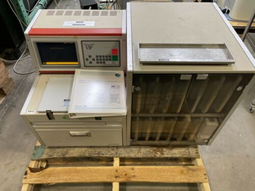 Miles Scientific Tissue-Tek VIP Model 4890-1000514 Tissue Processor 8842