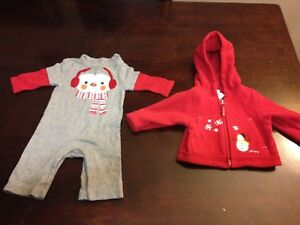 0-3 month Old Navy clothes