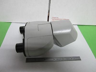Microscope Part Zeiss Germany 473016 Head Binocular Optics As Is Binh2-d-11