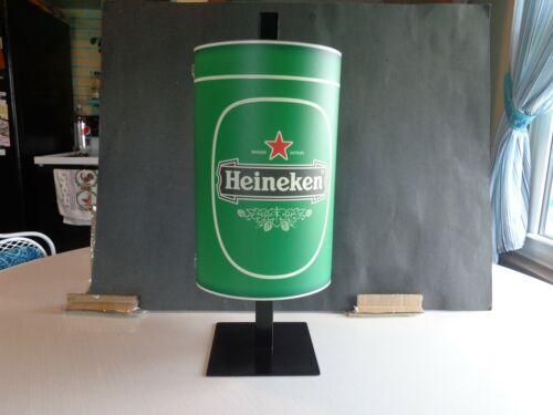 Unusual Heineken Beer Counter or Desk Display Man Cave Bar