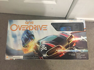 ANKI OVERDRIVE STARTER KIT BRAND NEW IN THE BOX Modbury Tea Tree Gully Area Preview