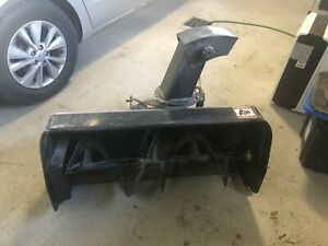 Berco snowblower 40 inches