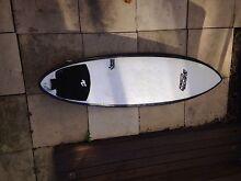 Hypto Krypto 5'10 surfboard Bronte Eastern Suburbs Preview