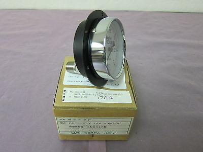 Ebara Keiki, MOGAH-31253, Pressure Gauge, 0-3 kgf, 402276