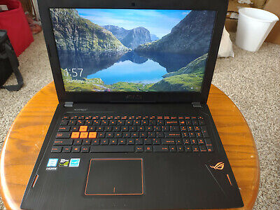 Asus GL502V Republic Of Gamers Laptop w/laptop charger