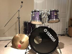 Drums-Yamaha Stage Custom Advantage