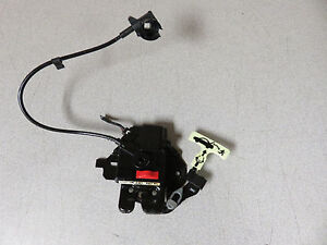 1995-2005 Chevrolet Cavalier Sunfire Trunk Latch Electric Release Actuator OEM