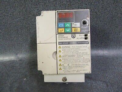 Omron Sysdrive Invertor 3g3mv-c4002 380-460 Volt 0-460 Volt 0-400hz