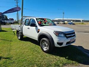 2011 Ford Ranger T-Diesel Space Cab Ute - WORKHORSE! Garbutt Townsville City Preview