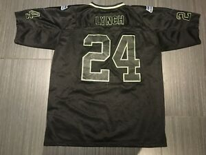 Reebok Marshawn Lynch Seattle Seahawks Football Jersey