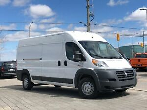 18d57d9b55080f 2018 Ram ProMaster 3500 High Roof