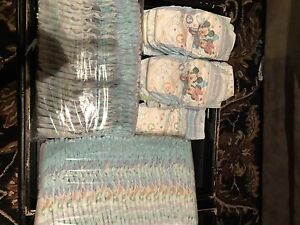 Size 4 huggies little movers