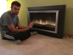 Fireplace Electric Space Heater