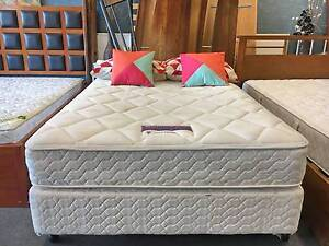 DELIVERY TODAY BEAUTIFUL COMFORT Double Ensemble bed & mattress Belmont Belmont Area Preview