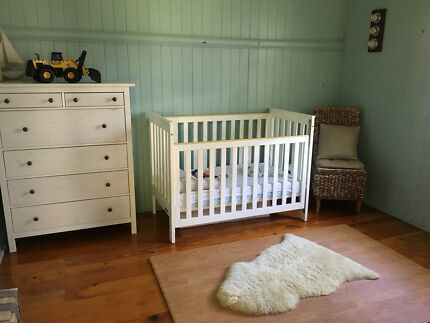 Childcare Baby Cot Toddler Bed