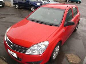 2008 Holden Astra CD Automatic Hatchback Fyshwick South Canberra Preview