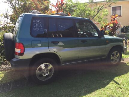 1999 Mitsubishi Pajero Wagon Murwillumbah Tweed Heads Area Preview