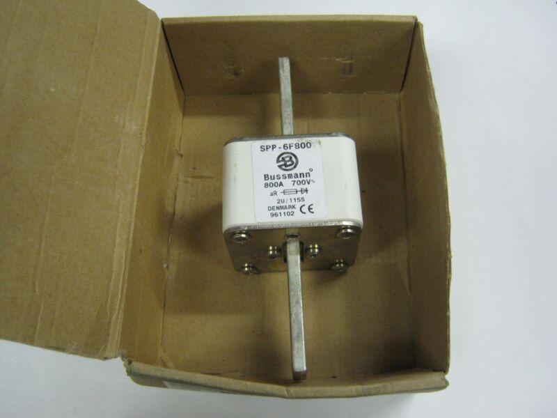 Bussmann Semitron SPP-6F800 800A 700V Fuse
