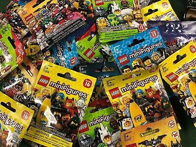 ~~LEGO MINIFIGURES, SEALED>>>>BARGAIN PICED~~ RANDOM FIGURES!!!
