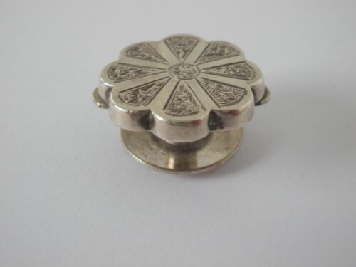 Antique Sterling Silver George West