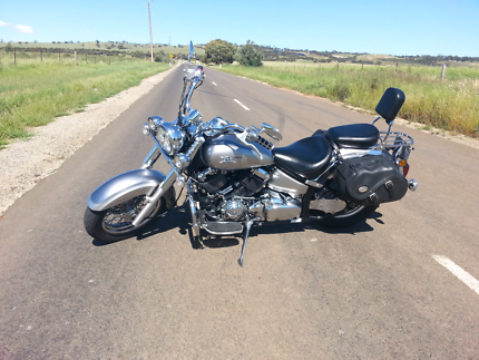 2008 Yamaha V-Star XVS650A LAMS. Blakeview Playford Area Preview