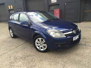 2006 Holden Astra AH CDTi Hatchback DIESEL AUTOMATIC REG RWC West Footscray Maribyrnong Area Preview