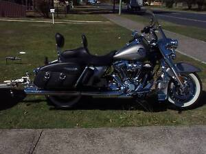 2009 harley davidson road king South West Rocks Kempsey Area Preview
