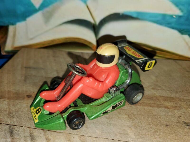 Vintage TT Go Kart Racer