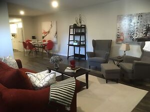 FURNISHED 2 BDRM APT MAY1 to AUG31