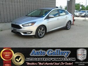 2016 Ford Focus SE *Only 1,000 kms!
