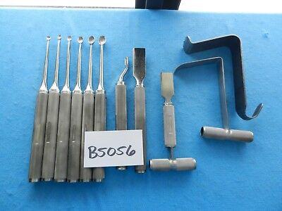 Richards Surgical Orthopedic Instrument Set