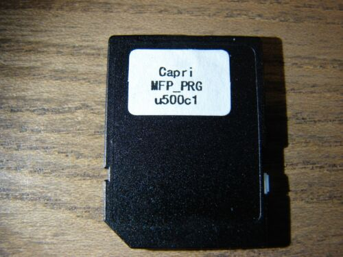 SHARP COPIER SD CARDS FOR MODELS MX-M264 314 354 464 565 MX-3115 5111 3640