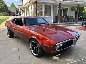 1968 Pontiac Firebird | Great Selection of Classic, Retro