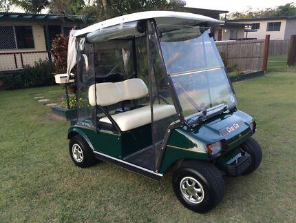 2003 Club Car IR motorised 48 volt Golf cart buggy electric  Camira Ipswich City Preview