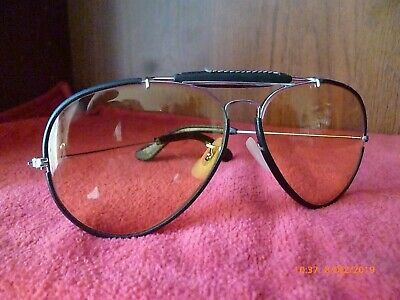 Ray Ban Vintage Sonnenbrille Bausch & Lomb 60er Jahre