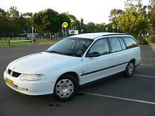 2001 Holden Commodore Wagon North Narrabeen Pittwater Area Preview