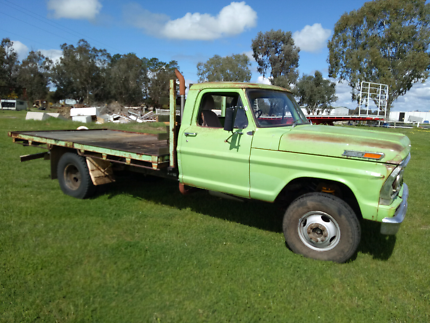 F350 1971 Ford