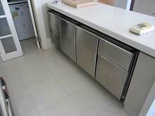 Under bench drawer and door fridge Strathfield Strathfield Area Preview