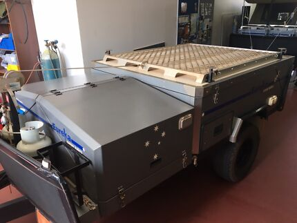 2013 Eureka Offroad Camper Trailer, made in WA $26990 Ono