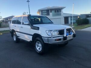 1999 TOYOTA LANDCRUISER 100 SERIES! DIFF LOCKERS! LIFT! ALL THE GEAR Underwood Logan Area Preview