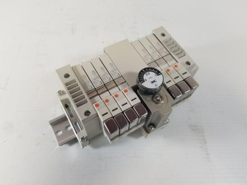 SMC VV5Q1-GAO006 Pneumatic Manifold NNB
